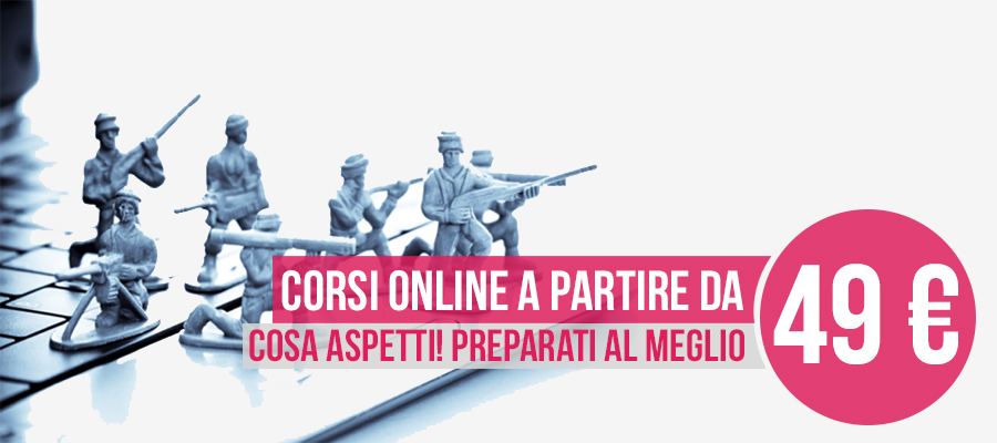 Corsi di Preparazione Online Concorsi Polizia di Stato