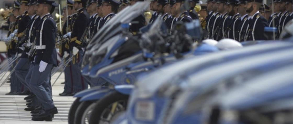 Gradi Polizia