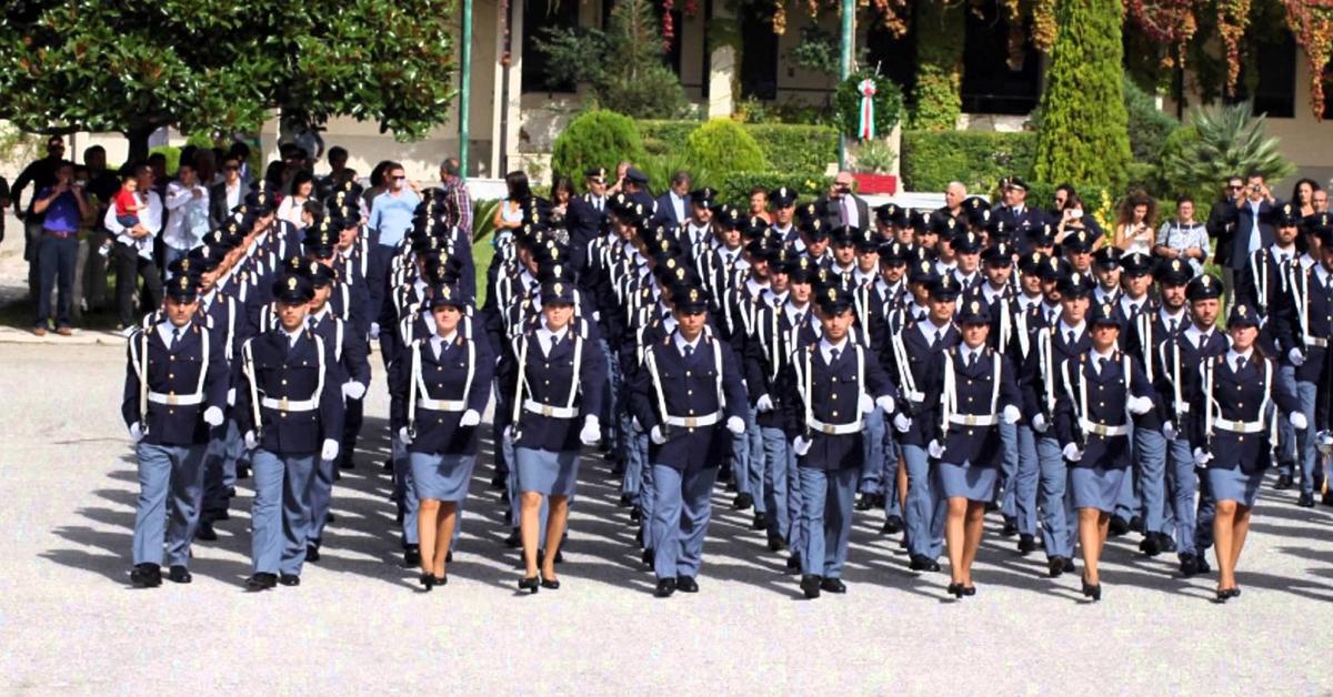 Requisiti fisici Concorso Allievi Agenti di Polizia 2020