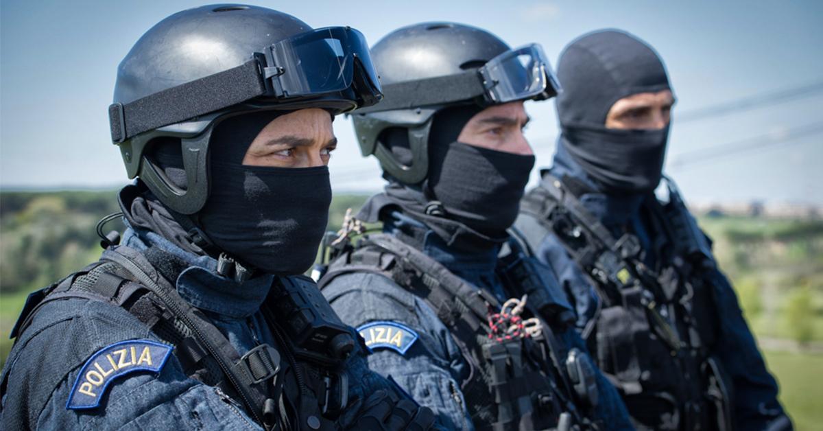 Come entrare nei NOCS della Polizia di Stato