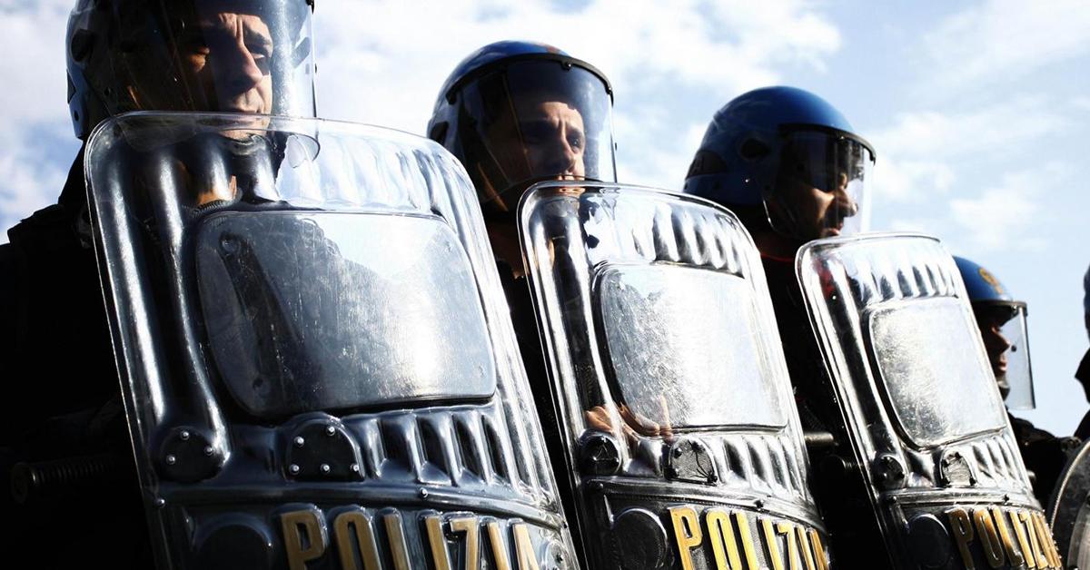 Tutti i reparti speciali della Polizia di Stato