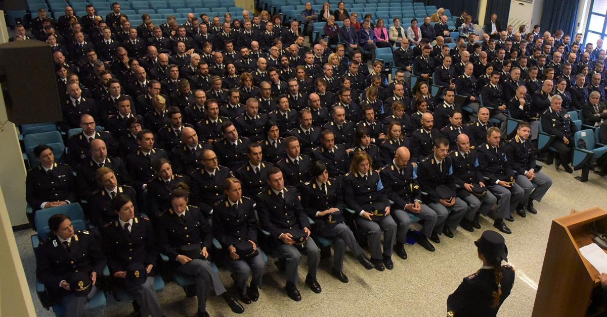 Concorso Interno 501 Vice Ispettori Polizia di Stato 2017 - Bando