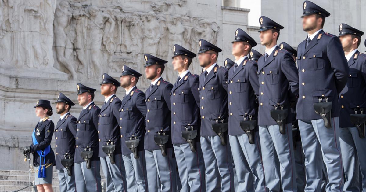 Concorsi per diplomati nella Polizia di Stato