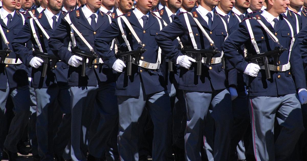 Concorso 654 Allievi Agenti Polizia di Stato 2018 (Riservato VFP1 e VFP4) - Bando