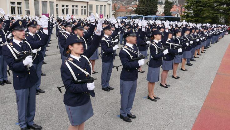 Concorso Agenti Polizia di Stato 2019 (riservato VFP1 e VFP4)